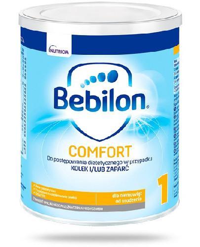 Bebilon 1 Comfort mleko w proszku dla dzieci 0m+ 400 g