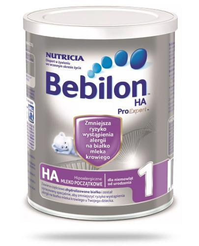 Bebilon 1 HA z ProExpert mleko w proszku dla dzieci 0m+ 400 g