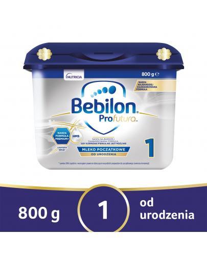 Bebilon 1 ProFutura mleko początkowe od urodzenia 800 g