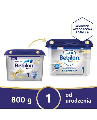 Bebilon 1 z ProFutura mleko w proszku dla dzieci 0m+ 800 g  whited-out