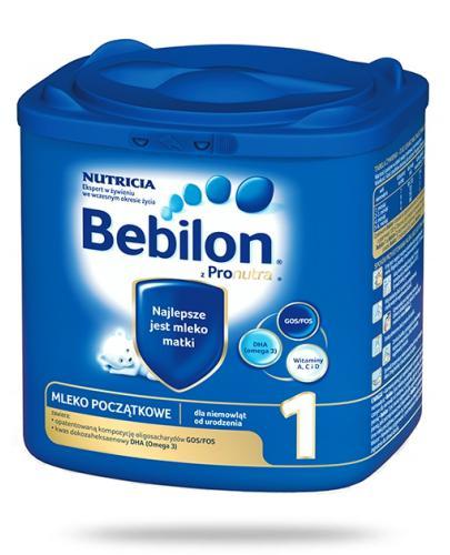 Bebilon 1 z Pronutra+ mleko w proszku dla dzieci 0m+ 350 g  whited-out