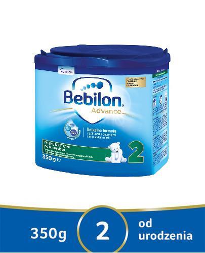 Bebilon 2 Pronutra Advance mleko modyfikowane po 6. miesiącu 350 g