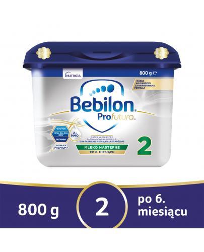 Bebilon 2 z ProFutura mleko w proszku dla dzieci 6m+ 800 g