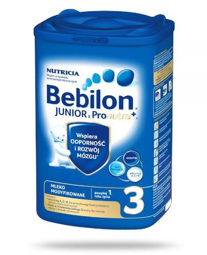 Bebilon 3 Junior z Pronutra+ mleko w proszku dla dzieci 1+ 800 g
