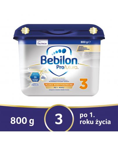 Bebilon 3 z ProFutura mleko w proszku dla dzieci 1+ 800 g