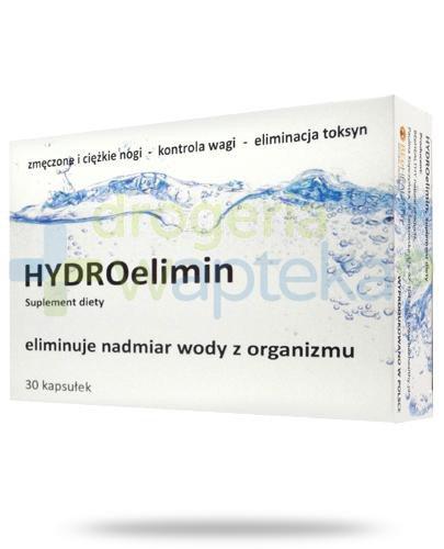 BEeHEALTHY Hydroelimin 30 kapsułek