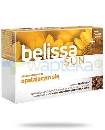 Belissa Sun Acti-Bronze 30 tabletek