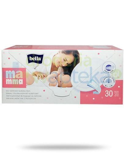 Bella Mamma wkładki laktacyjne z przylepcem 30 sztuk