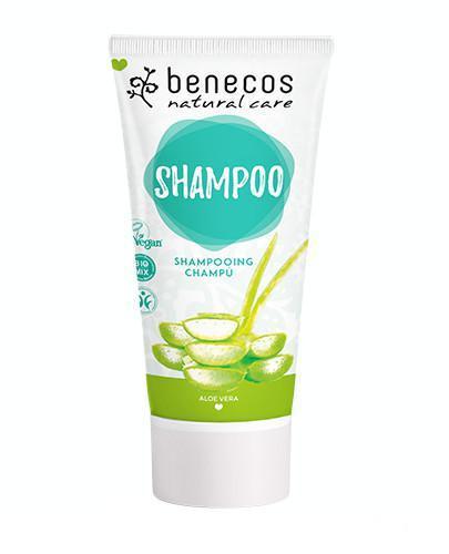 Benecos naturalny szampon Aloe Vera 200 ml