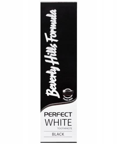 Beverly Hills Formula Perfect White Black pasta do zebów 100 ml