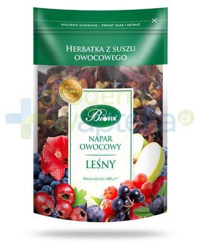 BiFix Napar owocowy leśny herbatka z suszu owocowego 100 g