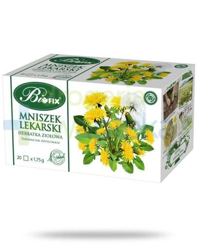 BiFix Mniszek lekarski herbatka ziołowa 35 g