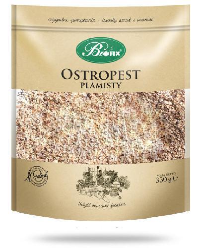 BiFix Ostropest Plamisty nasiona mielone 330 g