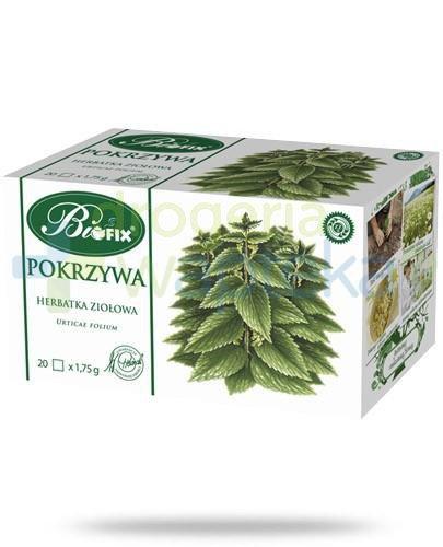 BiFix Pokrzywa herbatka ziołowa 20 torebek