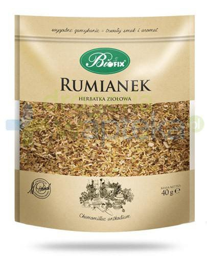 BiFix Monozioła Rumianek herbatka ziołowa 40 g