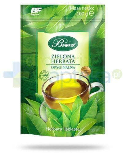 BiFix Zielona herbata oryginalna liściasta 100 g