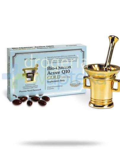 Bio-Quinon Active Q10 GOLD 100 mg 30 kapsułek