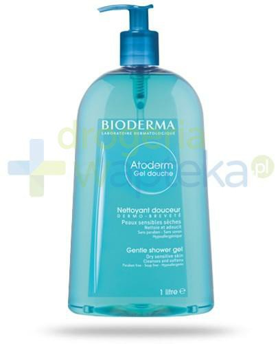 Bioderma Atoderm Gel Douche żel pod prysznic i do kąpieli 1000 ml