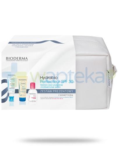 Bioderma Hydrabio Perfecteur SPF30 Krem nawilżający skórę twarzy 40 ml + Atoderm Huile...