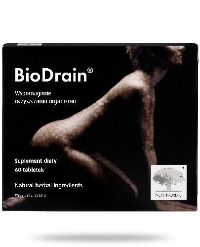 Biodrain 60 tabletek