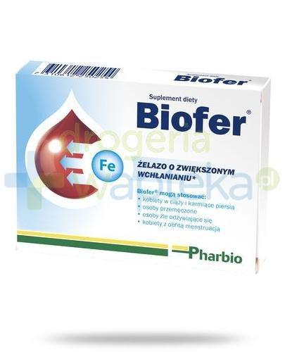 Biofer 80 tabletek