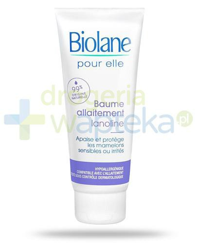 Biolane Lanolina 40 ml  whited-out