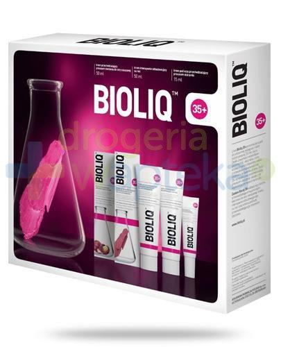 Bioliq 35+ Skóra Mieszana krem na dzień + krem na noc + krem przeciwdziałający oznakom...