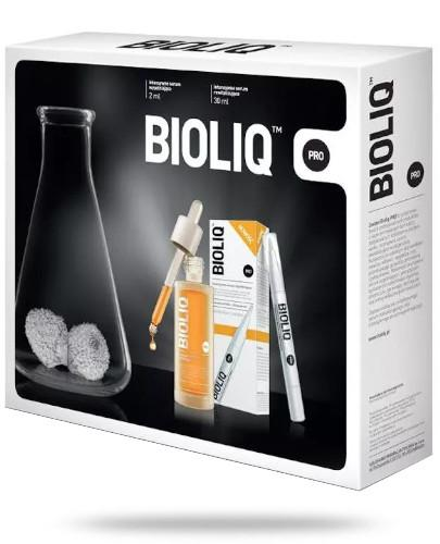Bioliq Pro Intens serum rewitalizujące + serum wypełniające [ZESTAW]