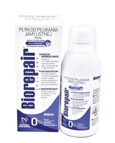 Biorepair płyn do higieny jamy ustnej 500 ml