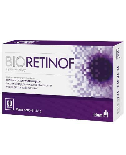 Bioretinof 60 tabletek