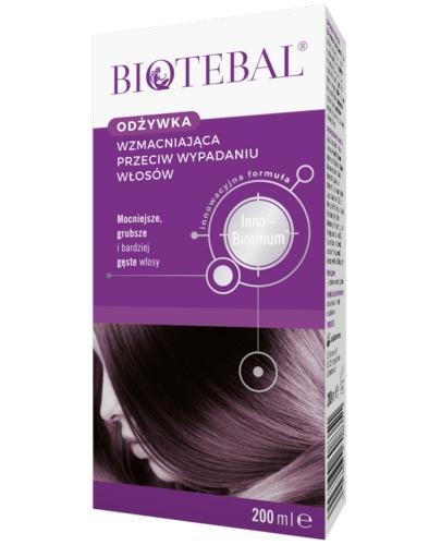 Biotebal odżywka przeciw wypadaniu włosów 200 ml