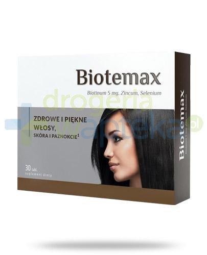 Colfarm Biotemax 30 tabletek