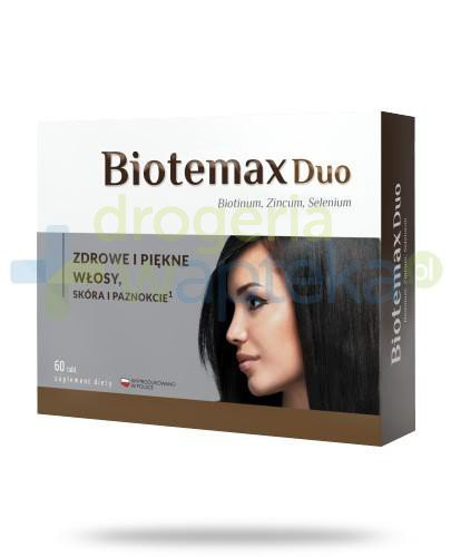 Colfarm Biotemax Duo 60 tabletek