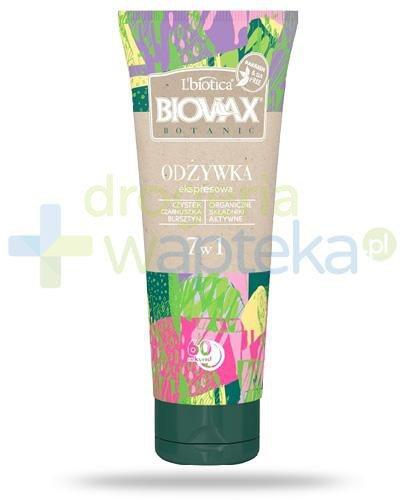 Biovax Botanic odżywka ekspresowa 7w1 200 ml
