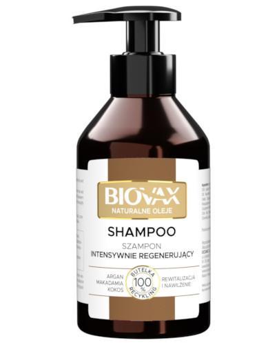BIOVAX Szampon Argan Makadamia Kokos 200 ml