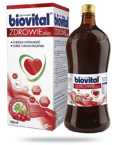 Biovital Zdrowie Plus 1000 ml