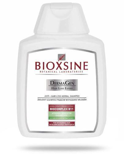 Bioxsine DermaGen szampon przeciwko wypadaniu włosów normalnych i suchych 300 ml