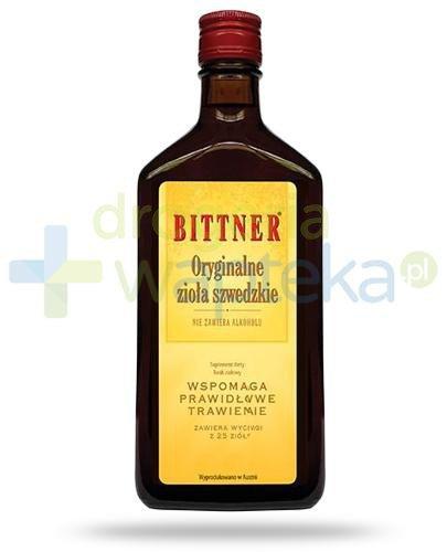 Bittner Oryginalne Zioła Szwedzkie tonik 50 ml
