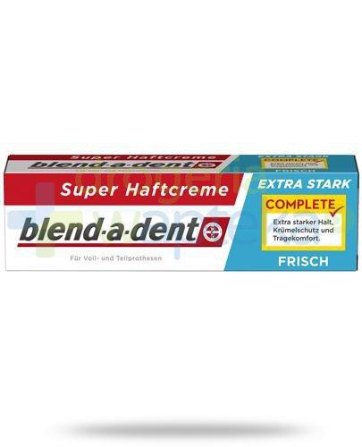 Blend-A-Dent Extra Stark Frish klej do protez zębowych 47 g