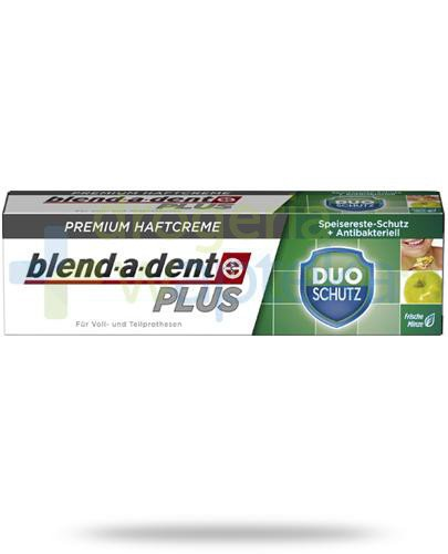 Blend-A-Dent Plus Dual Protection krem do protez zębowych 40 g  whited-out