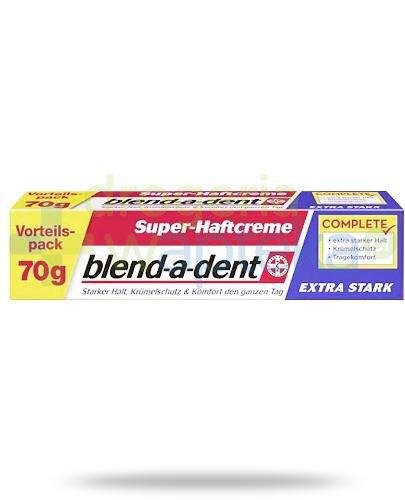 Blend-A-Dent Extra Stalk supermocny klej do protez zębowych 70 g