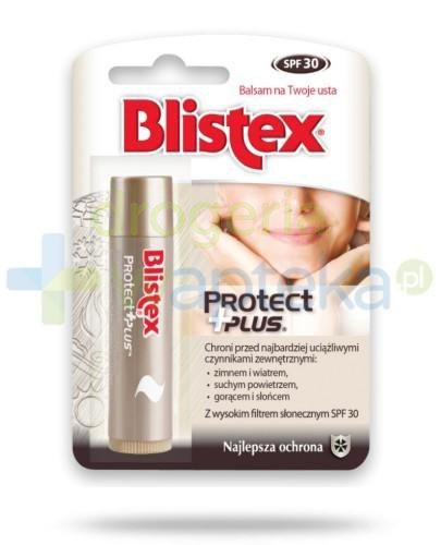 BLISTEX PROTECT PLUS Balsam do ust 4,25g