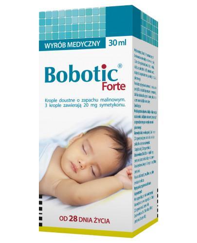Bobotic Forte krople 30 ml