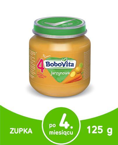 BoboVita zupka jarzynowa dla dzieci 4m+ 125 g