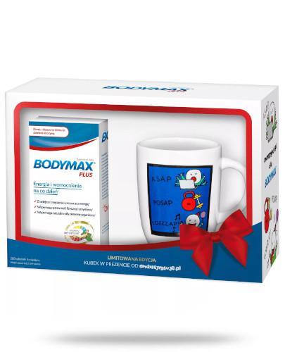 Bodymax Plus 200 tabletek [Data ważności 30-06-2020] + kubek w prezencie [ZESTAW]
