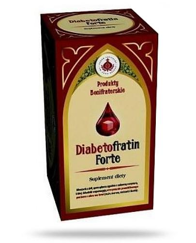 Bonifraters Diabetofratin forte 30 saszetek