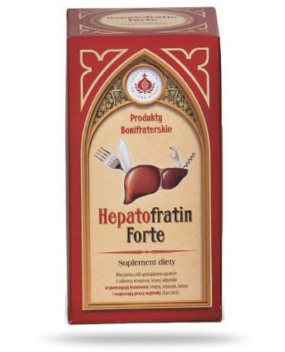 Bonifraters Hepatofratin Forte 30 saszetek
