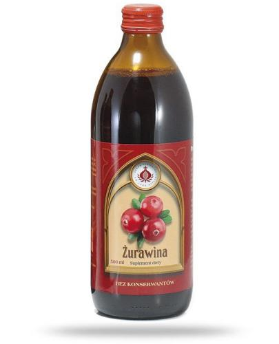 Bonifraters Sok z Żurawiny 500 ml