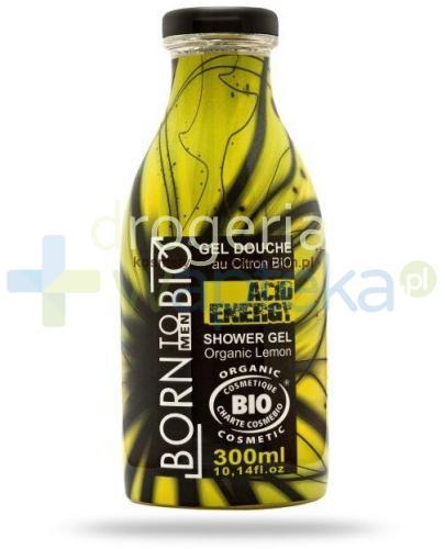 Born To Bio męski żel pod prysznic acid energy 300 ml