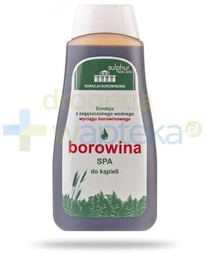 BOROWINA SPA Emulsja do kąpieli 500g